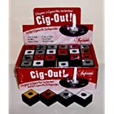 LOT OF 4 CIG-OUT INSTANT CIGARETTE SNUFFERS CIGARETTE EXTINGUISHER FOR SMOKERS