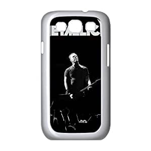 Metallica Samsung Galaxy s3 9300 White Cell Phone Case GSZWLW3025 Clear Phone Case