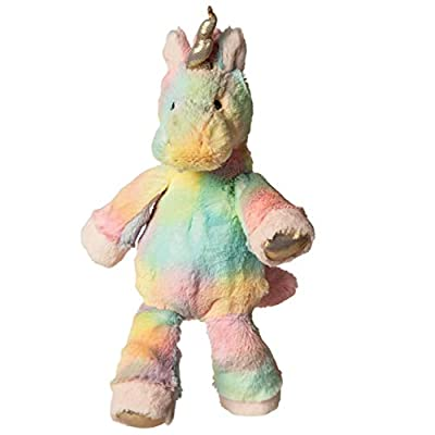 Mary Meyer Marshmallow Zoo Stuffed Animal Soft Toy, 13-Inches, Fro-Yo Unicorn: Toys & Games