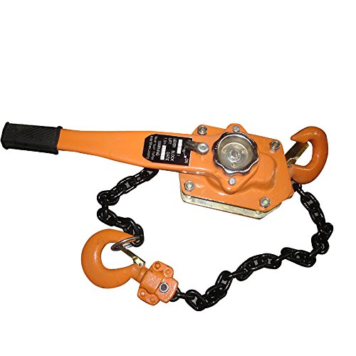 3-Ton-Lever-Block-Hoist-Engine-Comealong-Ratcheting-Lift-Winch-Chain-ATE-Tools