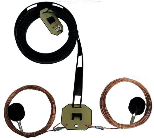 MFJ Enterprises Original MFJ-1778M G5RV Junior Wire Antenna 40-10 Meters, 52 Ft Long