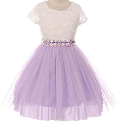 Sleeve Dress Tulle Flower Dresses