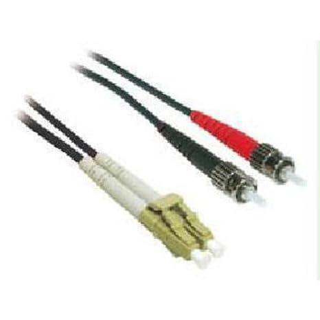 PLENUM 20M ST-ST OM2 Duplex Multimode 50//125 Fiber Optic Cable