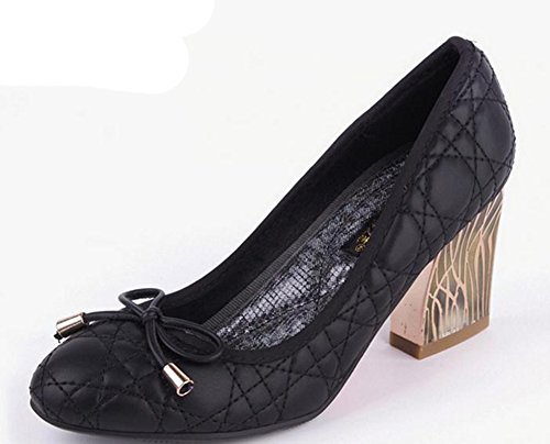 YTTY Heels YTTY black 35 Heels YTTY Transparent black 35 Transparent rTUgrB6