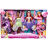 A Special Princess Day Disney Doll Set by Mattel