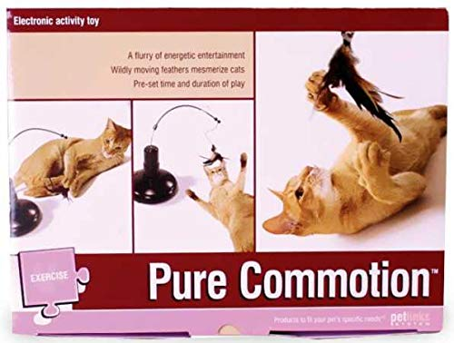 (Pure Commotion) Petlinks Pure Commotion Cat Toy Electronic Motion Toy