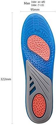 Amazon.com: Plantillas para zapatos Bezox para hombre, de ...