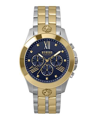 Versus Versace Mens Chrono Lion Watch VSPBH4718 ()