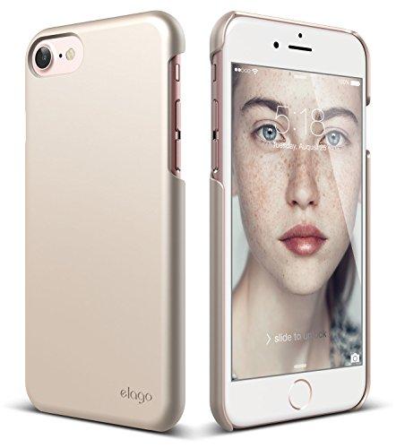 elago iPhone case Slim Champagne