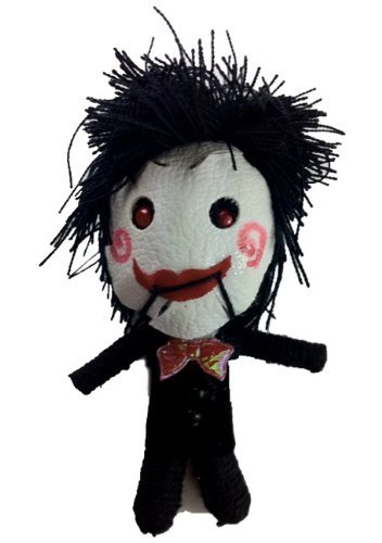 Billy Saw Puppet Voodoo String Doll -