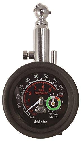 Astro 3085 2-in-1 Tire Pressure and Tread Depth Gauge