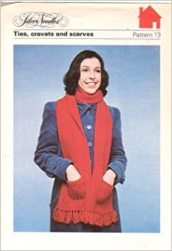 Silver Needles Knitting Sewing Patterns Ties Cravats Scarves