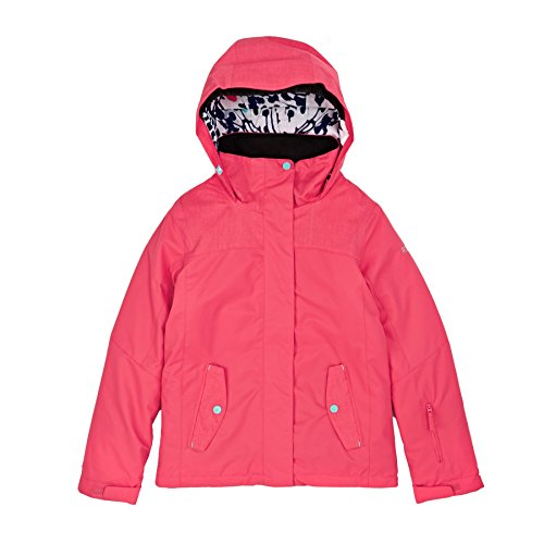 Roxy Snow Jackets - Roxy Jet Snow Jacket - Paradise Pink by Roxy