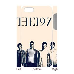 Clzpg 3D Personalized Iphone4,Iphone4S Case - the 1975 3D cover case