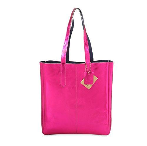Multicolore HYDESTYLE Borsa Rosa Rosa tote LB32 donna PPqxw6fR