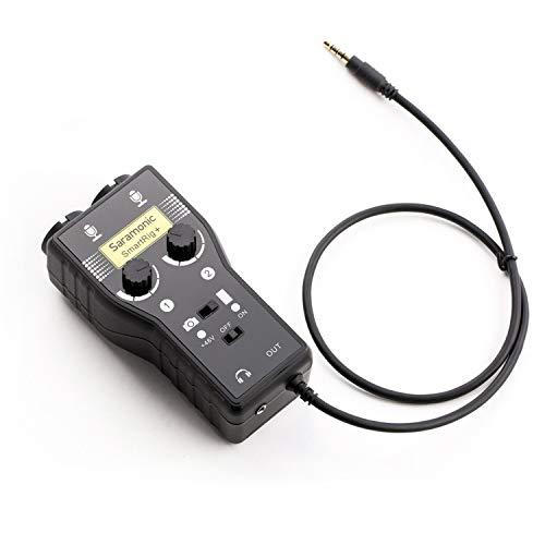 Saramonic SMARTRIG+ 2-Channel XLR3.5mm