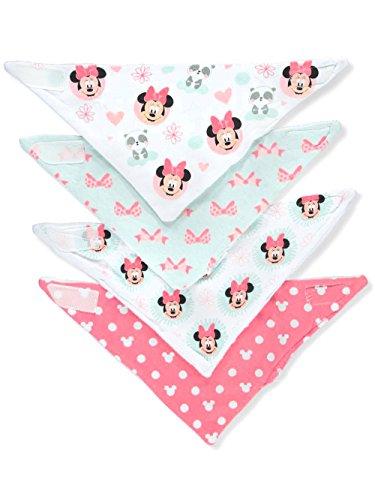 Disney Minnie Mouse Baby Bib, Multi ()