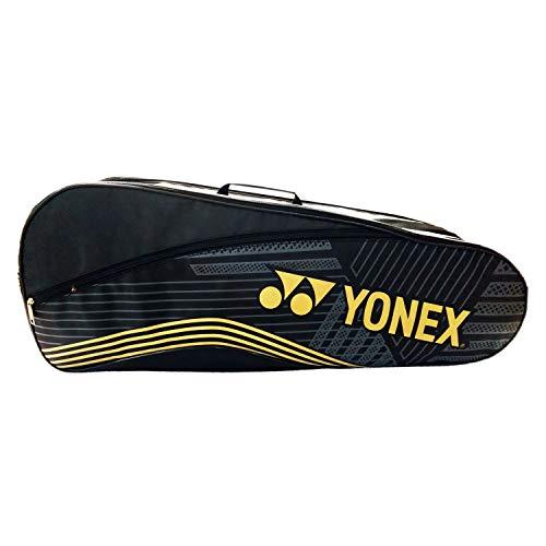 Yonex SUNR1825 Synthetic Double Compartment Badminton Kit Bag Price & Reviews