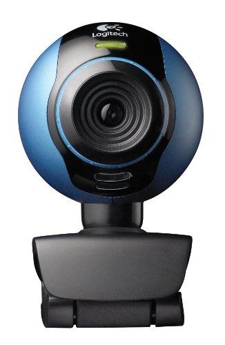 Logitech Webcam C250 (Peacock Blue)