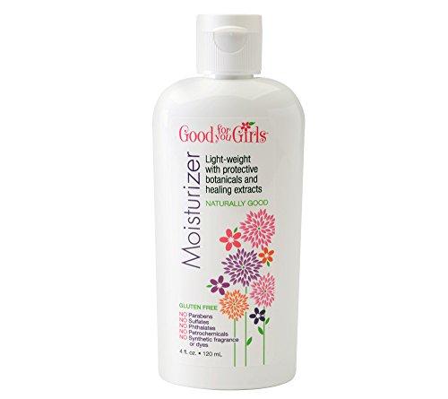 Good For You Girls All Natural Light Weight Facial Moisturizer - 4 oz - Soft Deodorant Roll