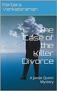 The Case Of The Killer Divorce by Barbara Venkataraman ebook deal