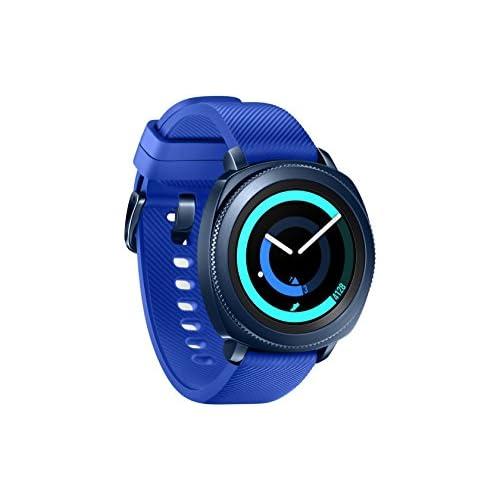 chollos oferta descuentos barato Samsung Gear Sport Smartwatch Tizen 768 MB de RAM memoria interna de 4 GB color azul 1 2 Version española