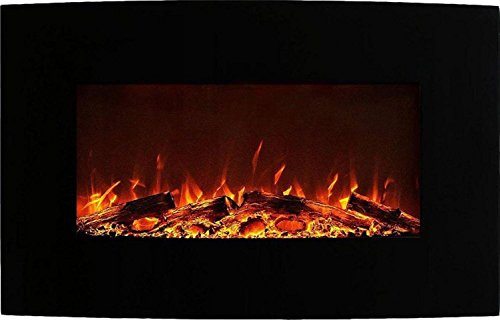 electric fireplace 35 inch - 7