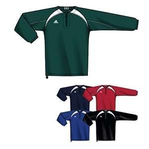 Adidas Clima Proof Team Long Sleeve Baseball Men's Jacket (Univerred, Small)