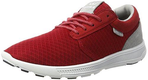 Men's white Skate Red Shoe Supra Hammer Rot Run R7dwxpqqBv