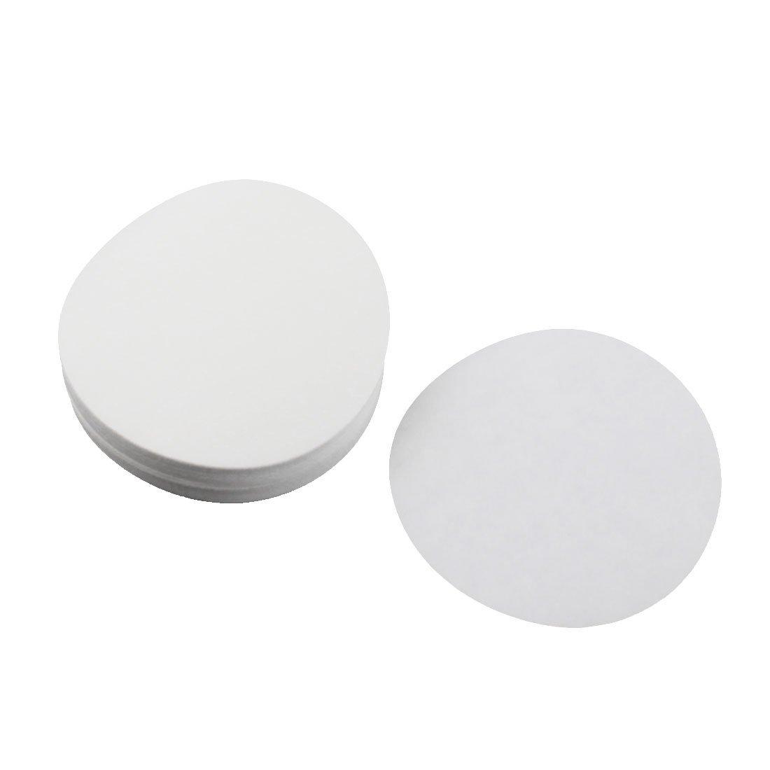 100Pz 7cm Dia cerchio medio flusso tcomeso 102 qualitativo filtro carta