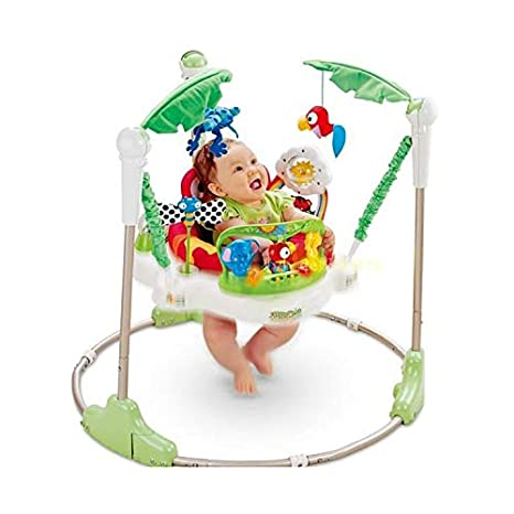 Baby-Wellness-Lifestyle - Tacatá infantil con diseño de selva tropical