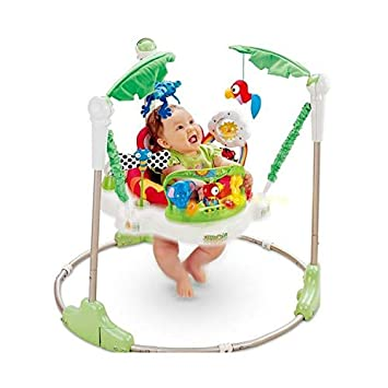 Baby-Wellness-Lifestyle - Tacatá infantil con diseño de selva tropical: Amazon.es: Bebé
