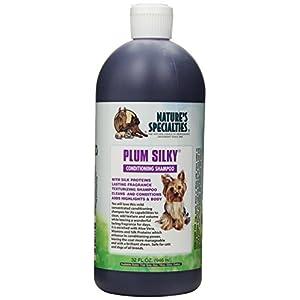 Nature's Specialties Plum Silky Pet Shampoo, 32-Ounce 118