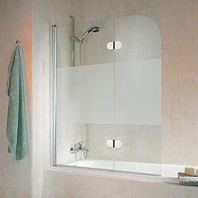 Schulte D853 41 100 32 5 Garant - Mampara de ducha, color cromado: Amazon.es: Bricolaje y herramientas