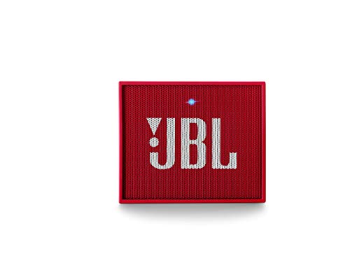 JBL JBLGORED Go Bocina Bluetooth Portátil, color rojo