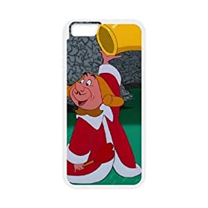 iPhone6s Plus 5.5 inch Phone Case White Alice in Wonderland The King of Hearts TYI3967583
