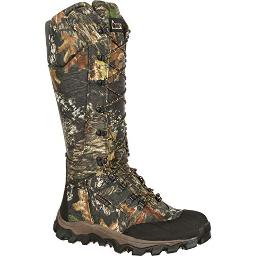 ROCKY Men's Lynx Snake Boot-M, Mobu, 11.5 M US