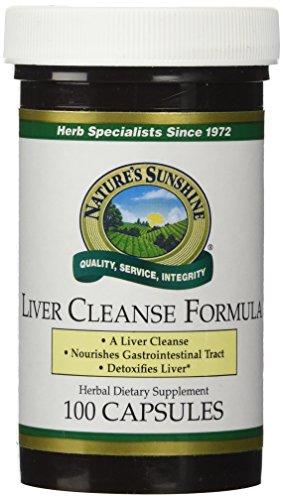 (Liver Cleanse Formula (100 capsules))