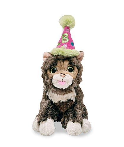 "Cuddle Barn Adorable Kitten Cat Plush Toy 5.5"" Baby Lil' Bub"