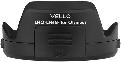 Vello LH-66F Dedicated Lens Hood with Filter Access Panel 3 Pack