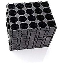 YEHAM 4x5 Cell Spacer 18650 Lithium Battery Plastic Holder Bracket (10pc)