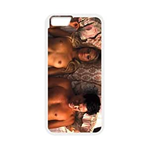 Plastic Cases Lkkaz iPhone 6 4.7 Inch Cell Phone Case White The Wolf of Wall Street Generic Design Back Case Cover