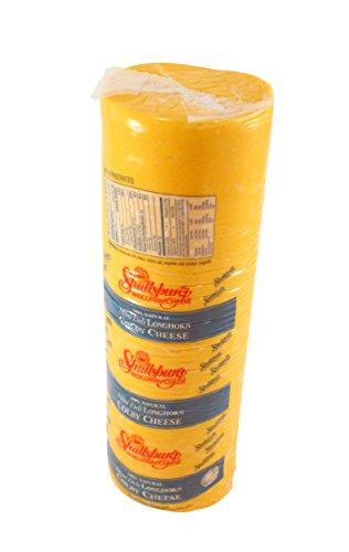 Shullsburg Creamery - Colby Cheese - 6 Pound Mini Deli Horn