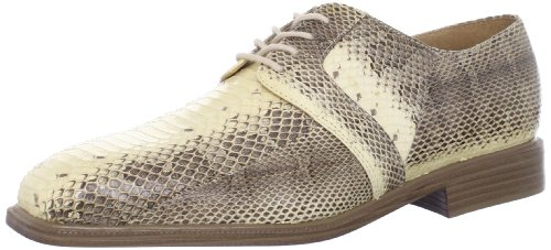 Giorgio Brutini Men's Slaton Oxford, Undyed Natural, 10.5 M US