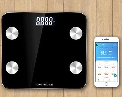 W-ONLY YOU-J Báscula de baño digital / Balanza electrónica de gama ...