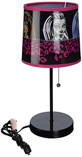 Monster High Table Lamp