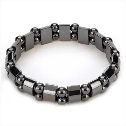 Hematite Black Pearl Bracelet Style