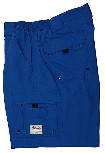 Boca Bay (Bimini Bay Outfitters Boca Grande Nylon Short, Ocean, 36)