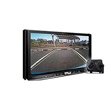 Pioneer AVIC-8201NEX Double-DIN In-Dash Navigation AV Car Stereo with 7 WVGA Capacitive Touchscreen Display & Backup Camera