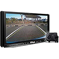 Pioneer AVIC8201NEX Flagship In-Dash Navigation AV Receiver with Capacitive Touchscreen Display, 7